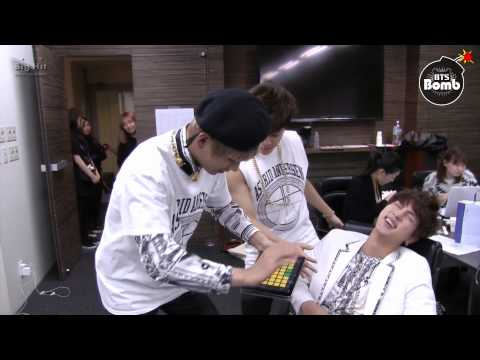 [BANGTAN BOMB] 95z dance time with a Beat app