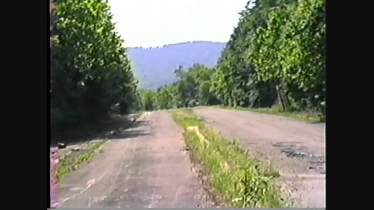 Abandoned PA Turnpike Sideling Hill Tunnel (1992)