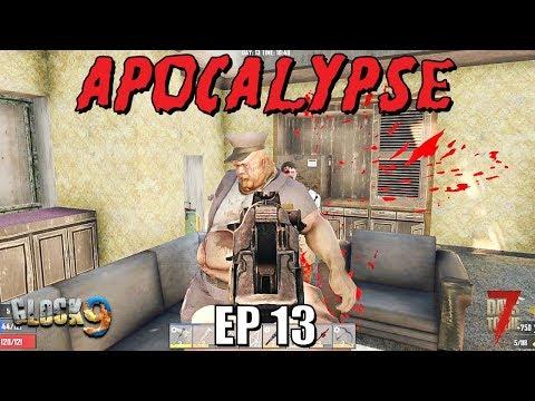 7 Days To Die - Apocalypse EP13 (Alpha 18)