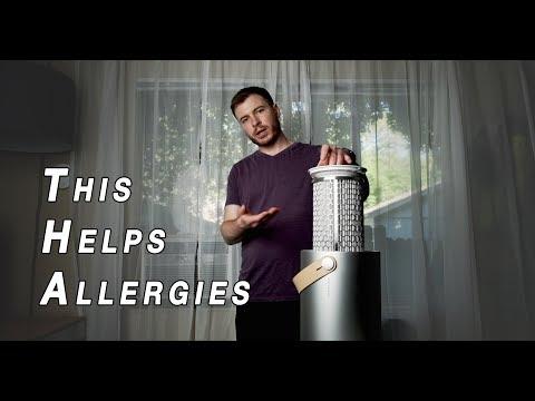 Comprehensive Review of Molekule Air Purifier – Seasonal Allergies