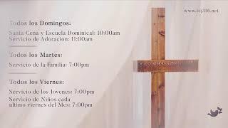 Servicio de los Jovenes en la Iglesia Cristiana Juan 3:16