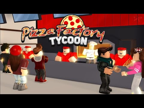 Roblox Pizza Factory Tycoon I Ep 1 Building My Restaurant Youtube