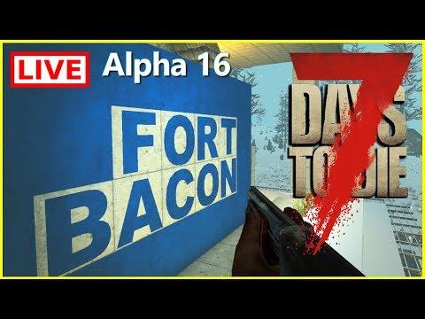 7 Days To Die - Livin The Hermit Lifestyle Day 113 - 7DTD Alpha 16