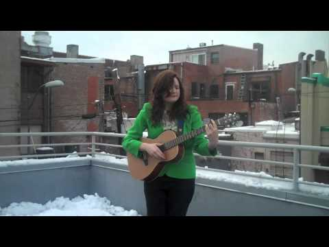 Snow Day Sessions: Maureen Andary of The Sweater Set