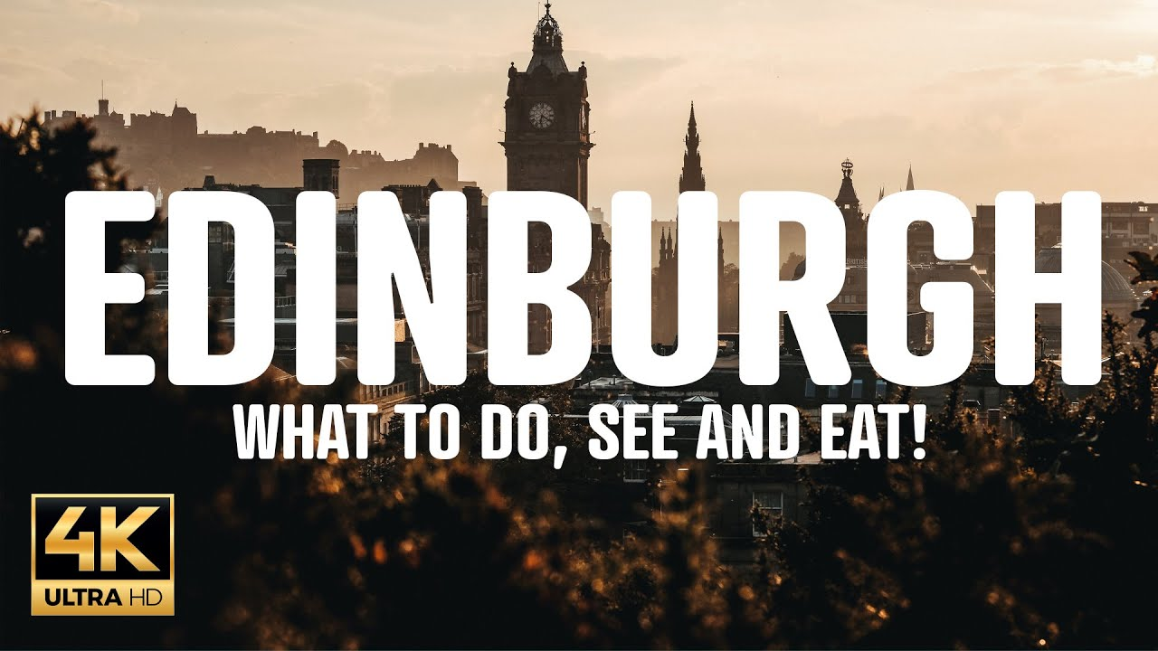 Edinburgh in 48 hours: Things to Do, See and Eat!