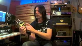 Egnater Goldsmith Overdrive/Boost, demo by Pete Thorn