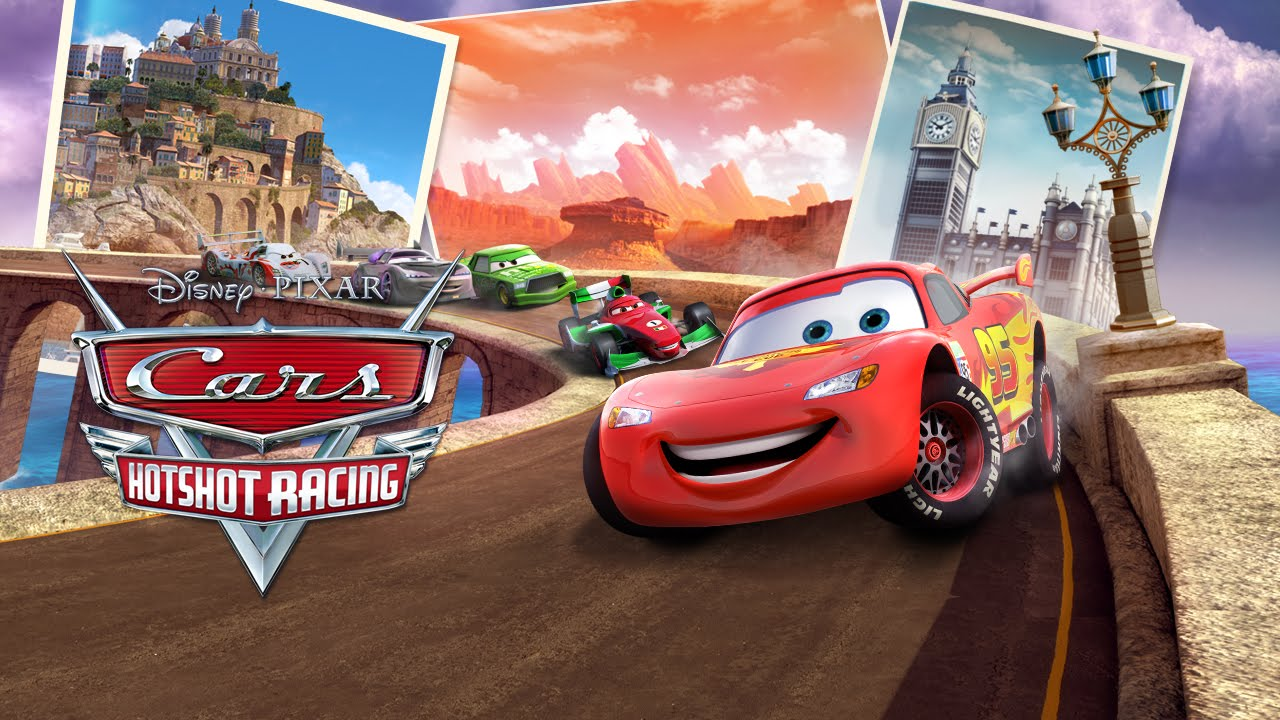 Cars: Hotshot Racing - Mobile Game Trailer - YouTube