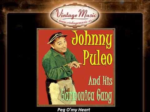 JOHNNY PULEO CD Vintage Dance Orchestra. Ravel's Bolero , Peg O' My Heart ....