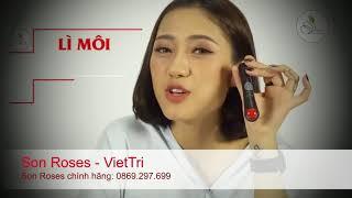 Trang chery review Son ROSES - Việt Trì
