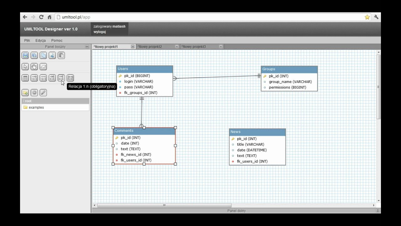 Umltool javascript application for creating erd and uml diagrams umltool javascript application for creating erd and uml diagrams ccuart