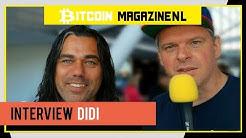 Interview DIDI TAIHUTTU over aanstaande reis van de Bitcoin Family || BitcoinMagazine NL