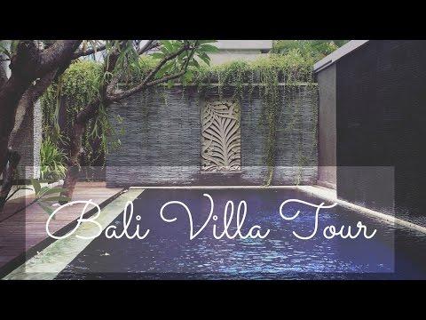 Bali Villa Tour - MTV Cribs Style
