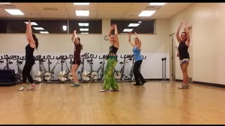 Zumba (Let's Get Loud) - Flow with Sara