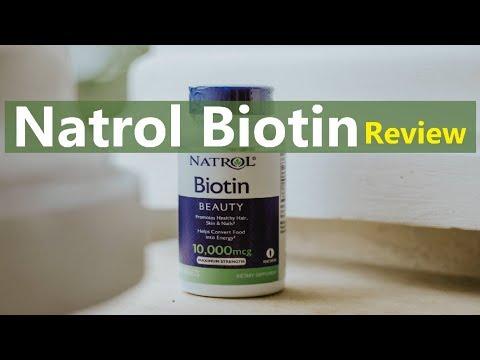 natrol-biotin-review