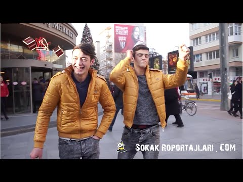 Sokak Röportajları - Yeni Yıla Bir Kilo Altın Patates Kazanarak Girmek Için Neler Yapardın?