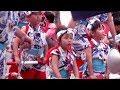 小倉祇園太鼓2017 たくさんのカワイイ全35山車出場 競演大会【少年の部】