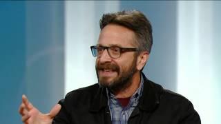 Marc Maron's Awkward History With Jon Stewart