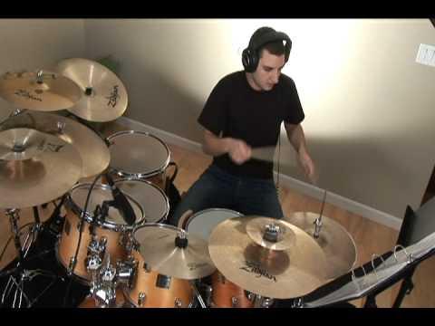 Cirque du Soleil Drumset Audition Anthony Prochilo - Icarians from Varekai