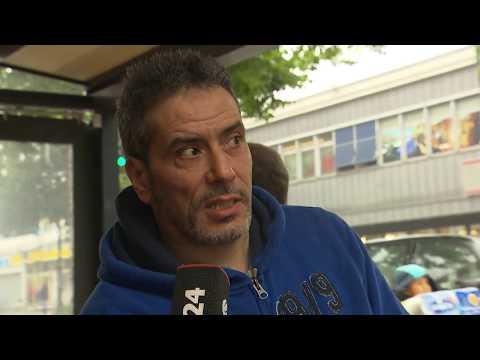 Hamburg: Dieser Mann hat den Täter mit einem Stuhl in Schach gehalten