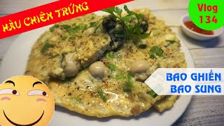 Fried Oyster Omelette (Or Luak / Or Chien) - The perfect start to the new year
