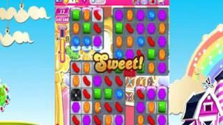 Candy Crush Saga Level 1017  No Boosters