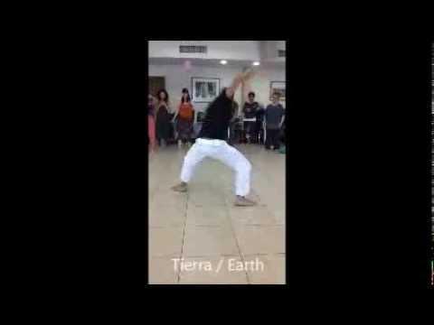 Danza Creativa en Israel: BIODANZA  / Creative Dance in Israel: BIODANZA