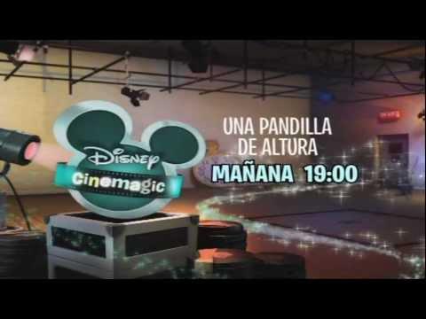 Disney Cinemagic Spain - UNA PANDILLA DE ALTURA (LIKE MIKE) - Promo