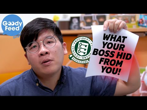 CPF: 10 FACTS ABOUT THIS THAT EVERY S'POREAN MUST KNOW ABOUT!
