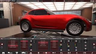 Making a Sport Car without any Warning light