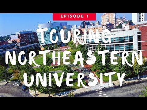 VLOG | Northeastern University Tour
