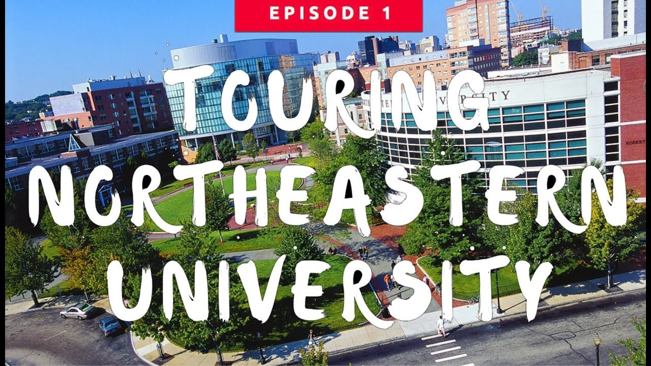 Northeastern University Boston Campus Tours