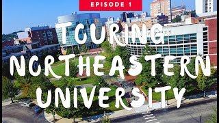 VLOG | Northeastern University Tour thumbnail