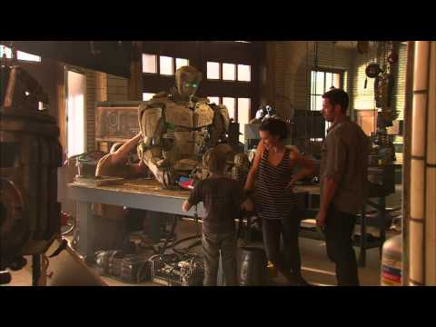 Real Steel: Behind The Scenes Clip #5