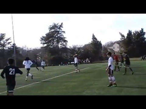 CLUB OHIO SOCCER CINCINNATI GREEN vs MARYLAND UNITED FC 98 RED