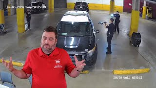 Insane Shootout with San Diego Police Department