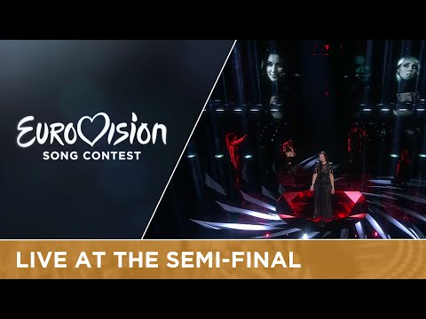 Sanja Vučić ZAA - Goodbye (Shelter) (Serbia) Live at Semi-Final 2 Eurovision Song Contest