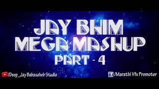 Jay Bhim Mega Mashup Part 4 New Hardstyle Beat Mix DJ Deep_Jay And DJ Deepak