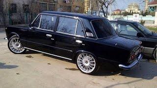 Тюнинг Ваз 21011 Баку 2015 / Tuning car 21011 Baku 2015