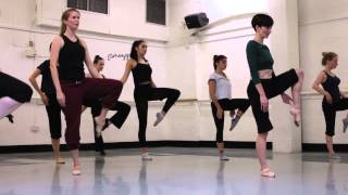 Wicked Game - Maria Yacoob - Jazz Dance Class at Pineapple Dance Studios