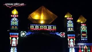 Nostalgia Pintu Gerbang 1436H Dabo Singkep, Kepulauan Riau