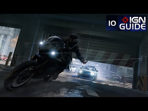 Watch Dogs Walkthrough - Act 2, Mission 01: Hold On, Kiddo