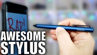Wacom Bamboo Tip: The BEST Stylus for ALL Phones and Tablets!