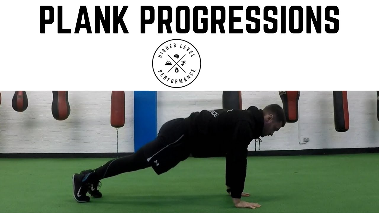How to Progress Your Plank