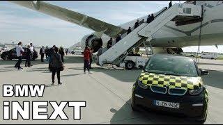 BMW iNEXT World Flight