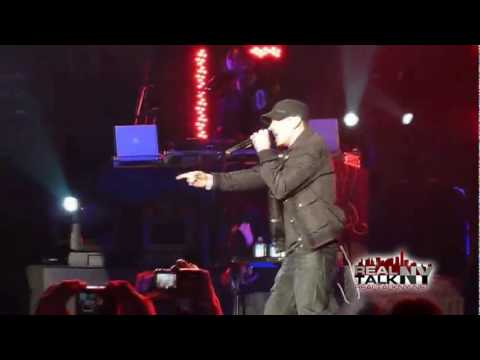 Drake Brings Out Eminem To Perform Forever At OVO Fest Calls Him The Greatest Ever HQ HD
