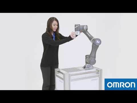 Omron Collaborative Robots Tutorial 3 – How to Program Using Flow Chart Software