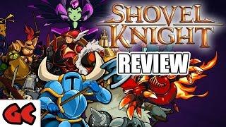 Shovel Knight (inkl. DLCs)   Review // Test