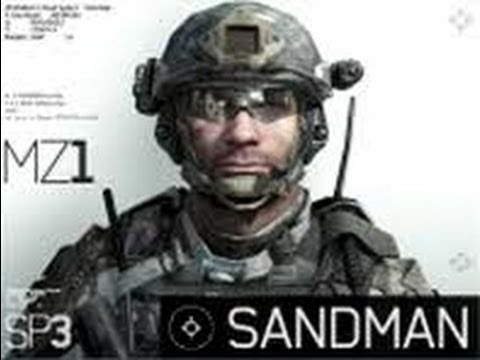 mw2 sandman Gallery