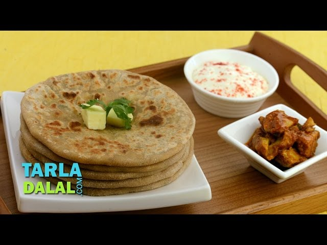 Aloo Paratha by Tarla Dalal Travel Video