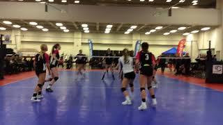 Kjersti Strong Volleyball Highlights 1